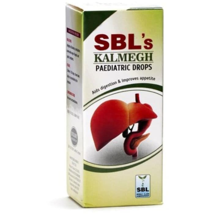 SBL Kalmegh Paediatric Drop