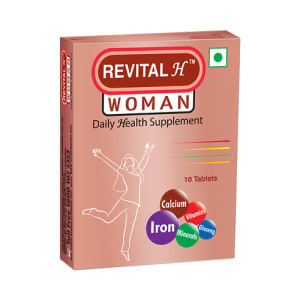 Revital H Woman Tablet