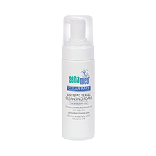 Sebamed Clear Face Antibacterial Cleansing Foam