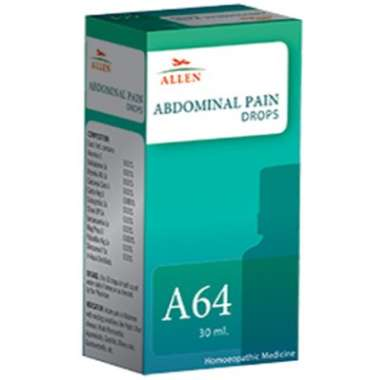 A64 Abdominal Pain Drop