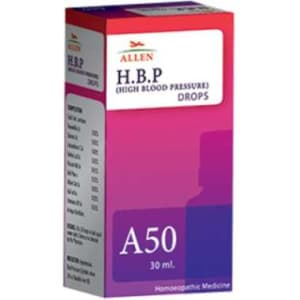 A50 H.b.p (high Blood Pressure) Drop