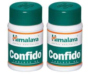HIMALAYA CONFIDO TABLET PACK OF 2