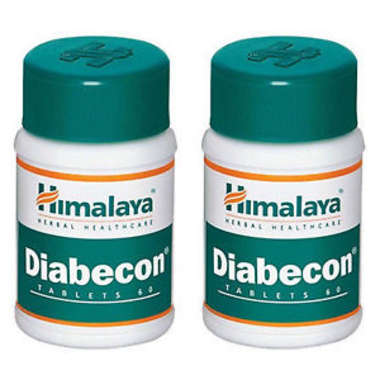 Himalaya Diabecon Tablet Pack Of 2