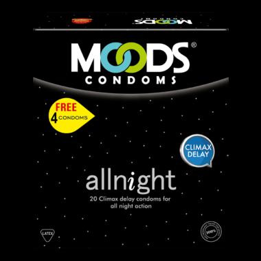 Moods Allnight Condom