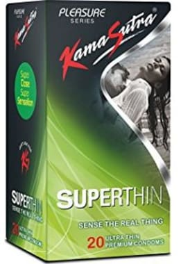 Kamasutra Superthin Condom