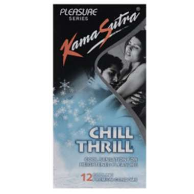 KAMASUTRA CHILL THRILL CONDOM