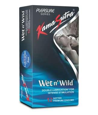 Kamasutra Wet N Wild Condom