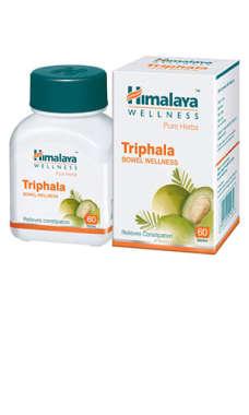 Himalaya Triphala Tablet