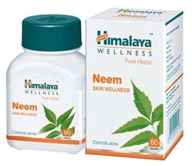 Himalaya Neem Tablet