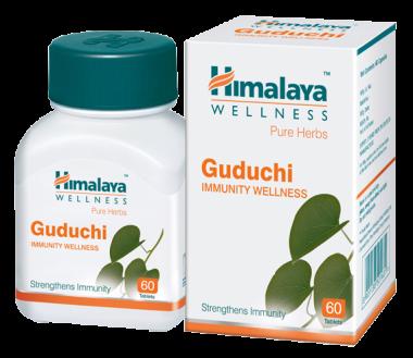 Himalaya Guduchi Tablet