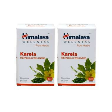 Himalaya Karela Tablet Pack Of 2
