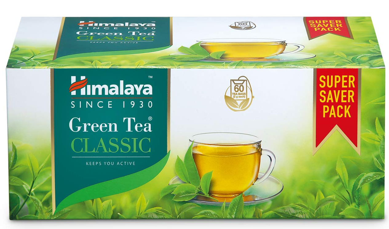 Himalaya Green Tea Sachet