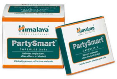 Himalaya Partysmart Capsule