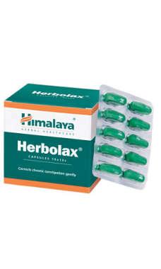Himalaya Herbolax Capsule