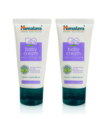 Himalaya Baby Cream (pack Of 2)