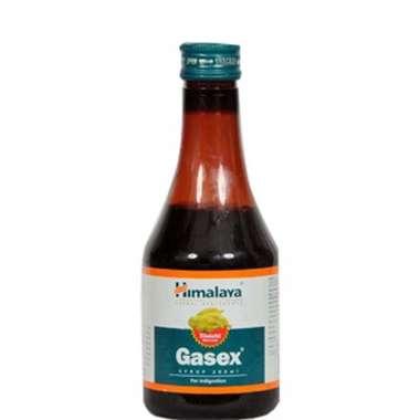 Himalaya Gasex Syrup Elaichi