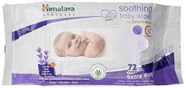 Himalaya Soothing Baby Wipes