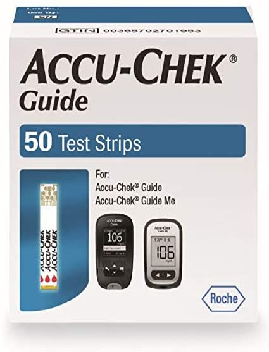 Accu-Chek Guide Test Strip
