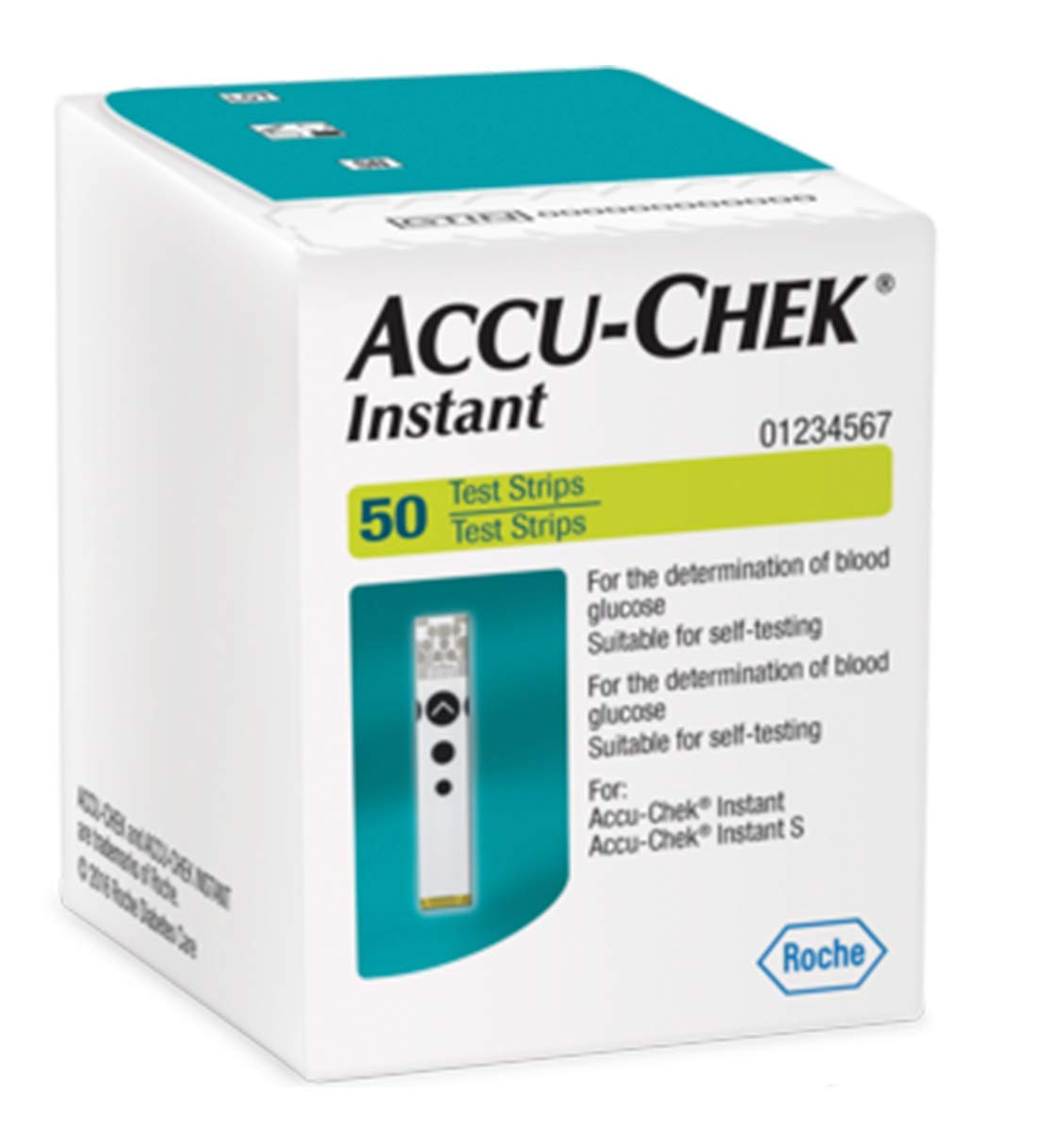 Accu-Chek Instant Test Strip