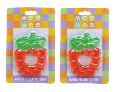 Mee Mee Water Filled Teether Pack Of 2