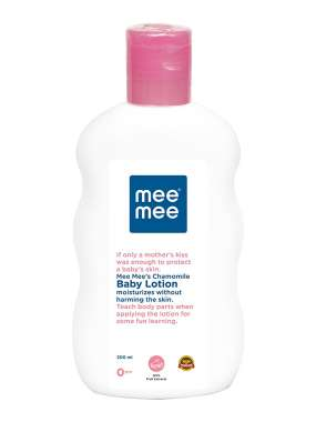 Mee Mee Chamomile Baby Lotion
