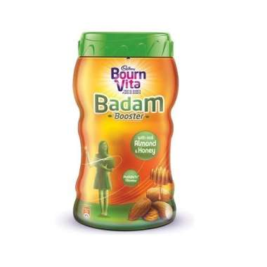 Bournvita Booster Powder Badam