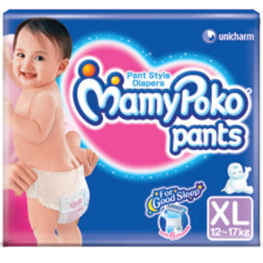 Mamy Poko Pants Diaper Xl