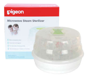 Pigeon Microwave Steam Sterilizer