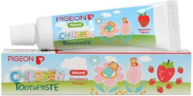 Pigeon Children Toothpaste Strawberry