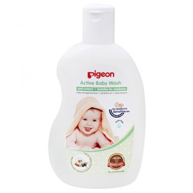Pigeon Active Baby Wash