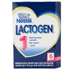 Nestle Lactogen 1
