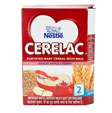 Nestle Cerelac Wheat Apple Cherry