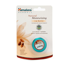 Himalaya Natural Moisturizing Lip Butter Cocoa Butter & Sal Butter 10g