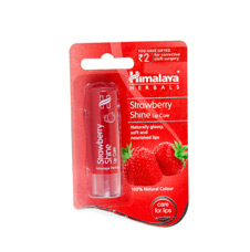 Himalaya Strwaberry Shine Lip Care 4.5g