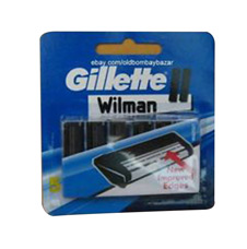 Gillette Ii Wilman New Improved Edges 5's