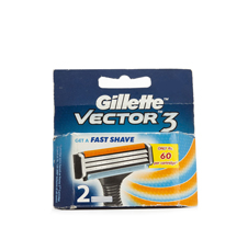 Gillette Victor 3 Cartridges 2's