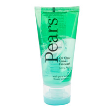 Pears Oil Clear Glow Facewash 60g