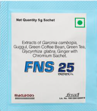 FNS 25 Sachet
