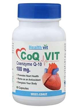 Healthvit Coq Vit 100mg Capsule