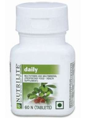 Amway Nutrilite Daily Multivitamin And Multimineral Tablet