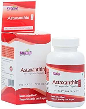 Zenith Nutrition Astaxanthin 6mg Capsule
