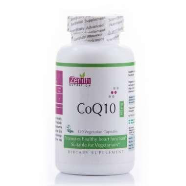 Zenith Nutrition Coq10 60mg Capsule