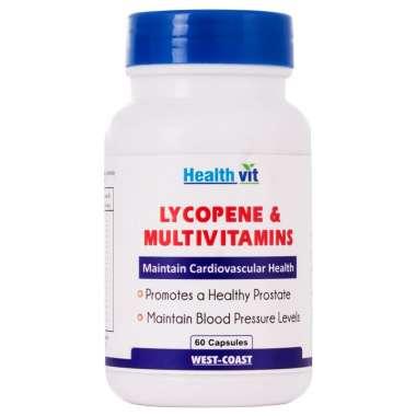 Healthvit Lycopene & Multivitamins Capsule