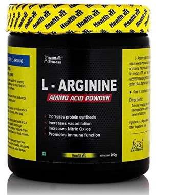 Healthvit L-arginine Powder