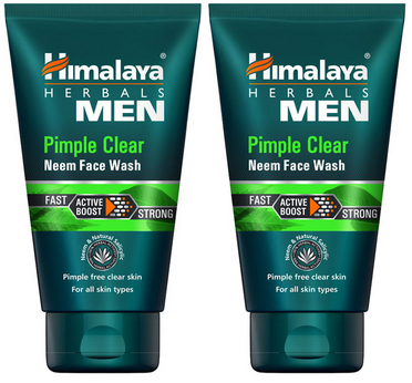 Himalaya Men Pimple Clear Neem Face Wash