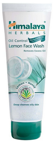 Himalaya Oil Clear Lemon Face Wash