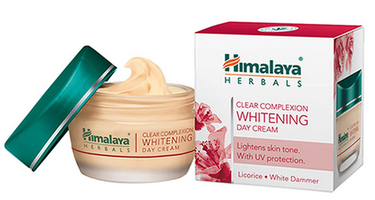 Himalaya Clear Complexion Whitening Day Cream - 50 Gm