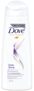 Dove Daily Shine Shampoo 180ml