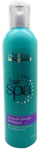 L'oreal Professional Spa Smooth Revival Shampoo 230 Ml