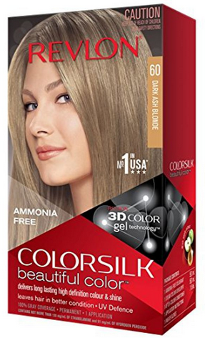 Revlon Temporary Hair Color Blonde 1 Gm